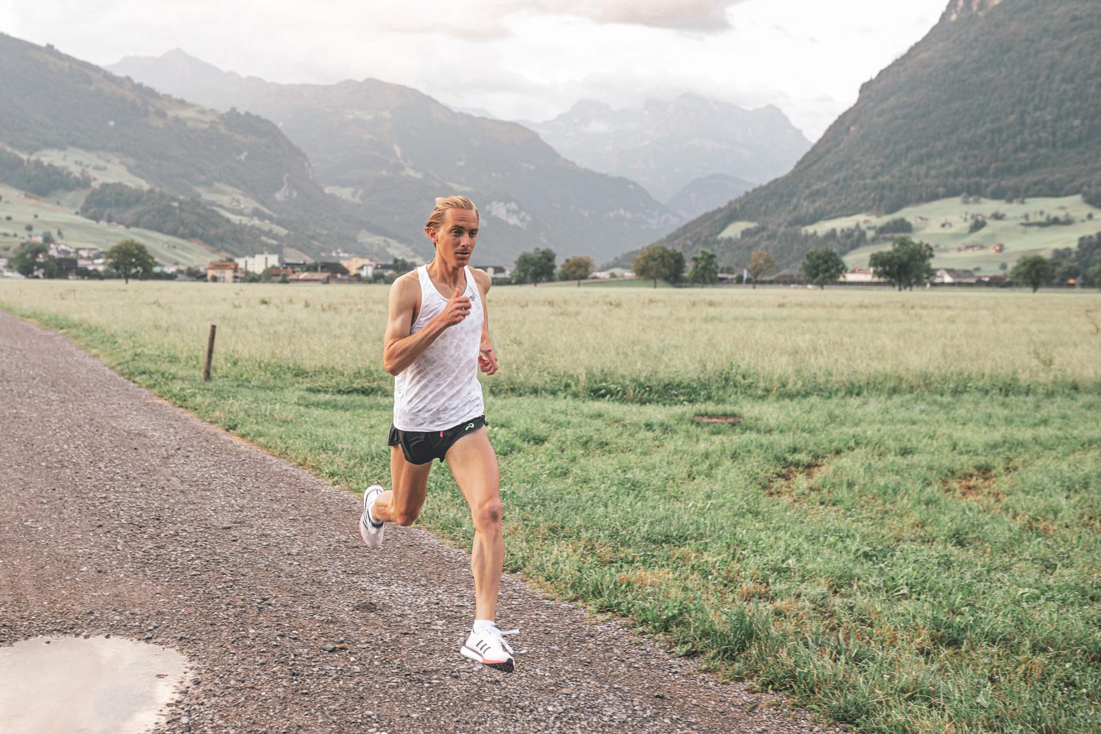 Läufer Florian Lussy über seine Rückkehr in die Schweiz